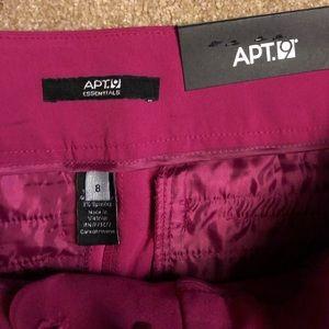 Apt. 9 Pants - Apt. 9 Dress Capris